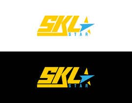#96 for Require a corporate logo for SKL Star by freyadena
