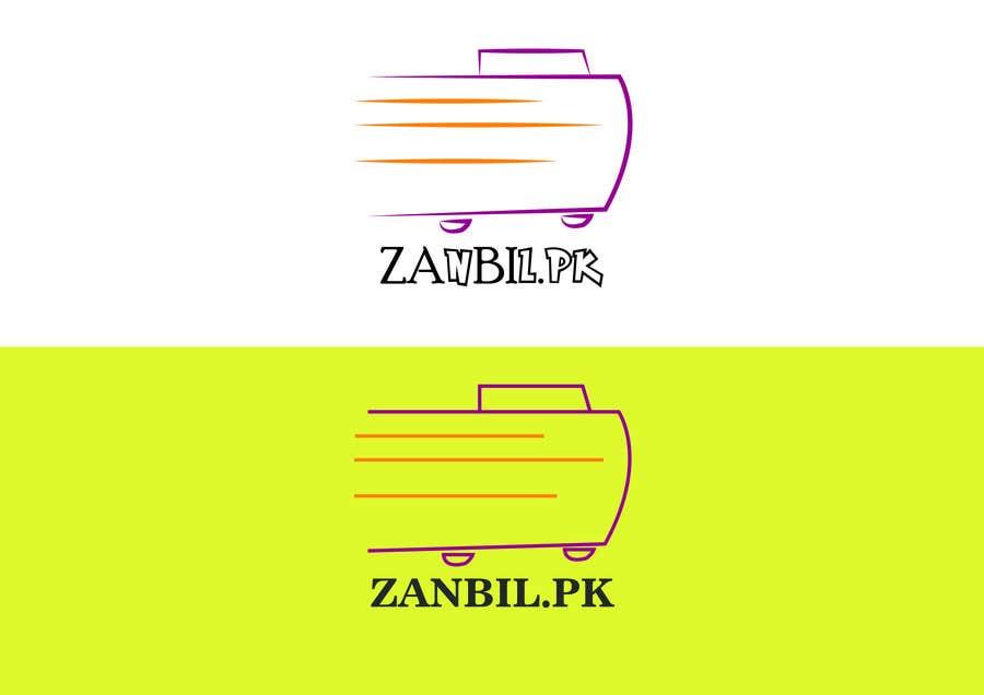 Proposition n°7 du concours Design a Logo - zanbil.pk