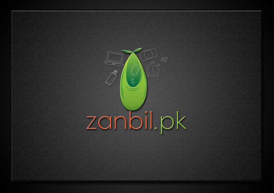 Proposition n°35 du concours Design a Logo - zanbil.pk