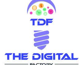 #99 for Design a Logo for the The Digital Factory by ataurbabu18