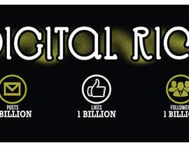 #14 for Design a T-Shirt_Digital Rich by dollarbank53