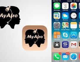 "#26 for logo design for my "" MyAfro"" by vw7975256vw"