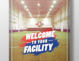 #8 for Lead Poster - Ultra Sports Centre by zcubedesigns