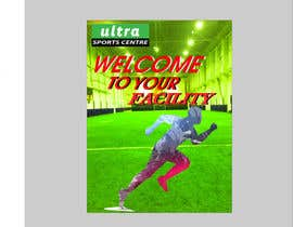 #13 for Lead Poster - Ultra Sports Centre by ZamStudio