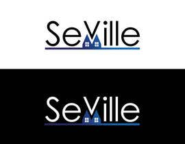 #58 para Logo Design for Seville por innagraphic