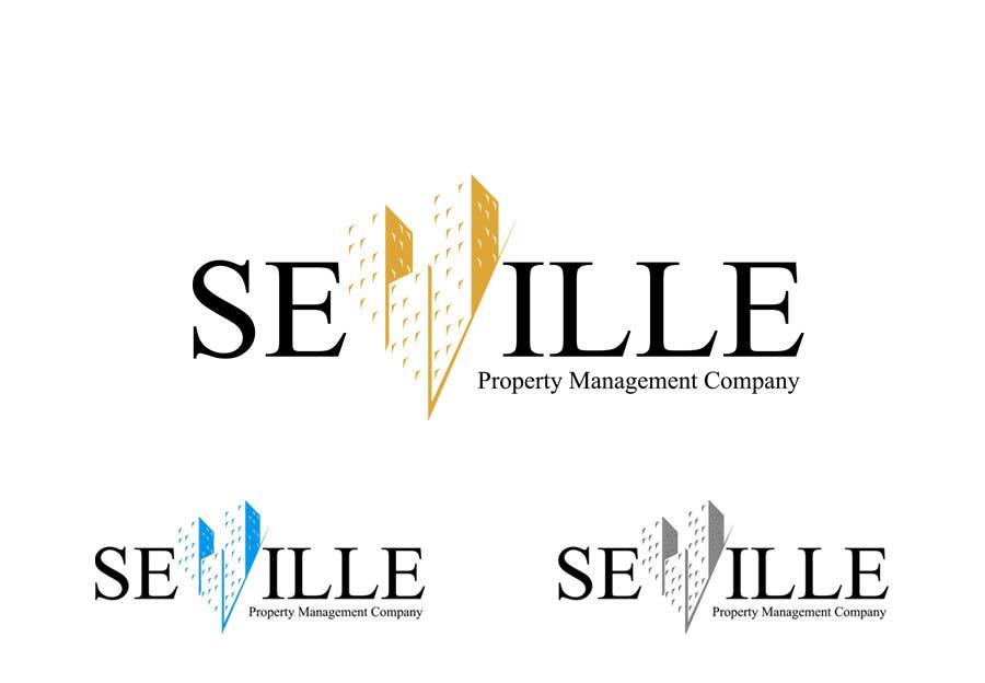 Kilpailutyö #101 kilpailussa Logo Design for Seville