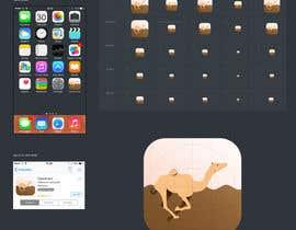 nº 38 pour Design an IOS app icon par Amonchowdhury