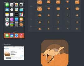 nº 46 pour Design an IOS app icon par Amonchowdhury