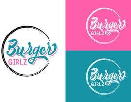 nº 201 pour Design a Logo Burger Girlz par SERGlO