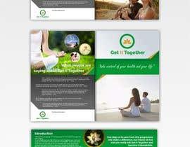 Nro 30 kilpailuun Design a Brochure käyttäjältä ridwantjandra