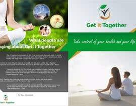 Nro 49 kilpailuun Design a Brochure käyttäjältä ridwantjandra