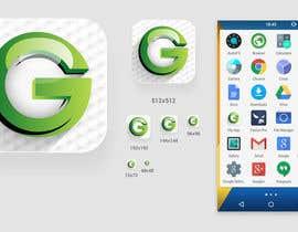 nº 7 pour Design an App Icon using existing logo par nihalhassan93