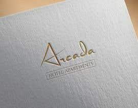 #211 for Re-Design Arabic Logo for Hotel by AliMehedi