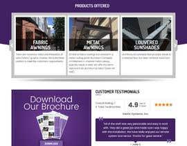 nº 25 pour Design a Website 7-10 pages par pixelwebplanet