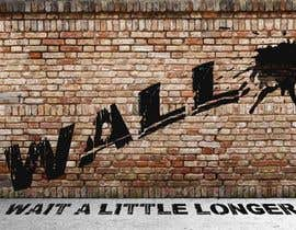 nº 42 pour Illustrate Something - Image of a wall with a quote par senthurm94
