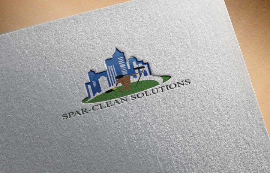 Proposition n°51 du concours Design a Logo (Spar-Clean Solutions)