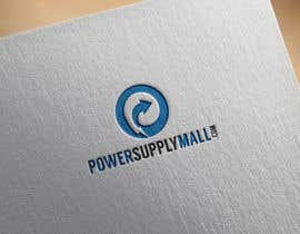 #158 for Design a Logo for our new website powersupplymall.com by towhidhasan14