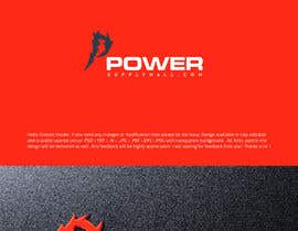 #87 for Design a Logo for our new website powersupplymall.com by zuhaibamarkhand