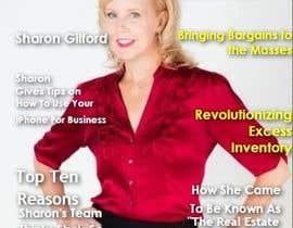 Nro 1 kilpailuun Graphic design a faux magazine cover for marketing purposes käyttäjältä pablo34