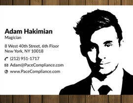 #262 for Design some Business Cards - Magician by petersamajay