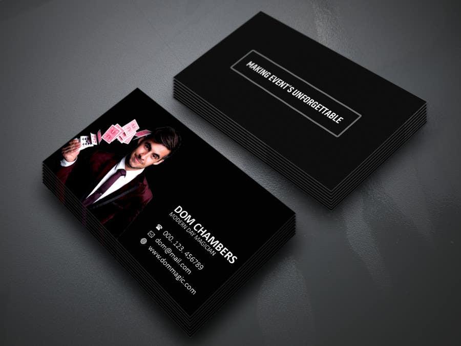 Entry #93 by mansur99designer for Design some Business Cards ...