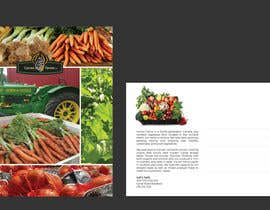 nº 6 pour Create postcard mailer for farm par Gugunte
