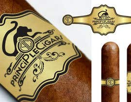 #7 for Design a Custom Cigar Band by Zveki