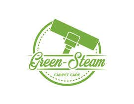 nº 2 pour Design a Logo for Green-Steam Carpet Care par marcelorock