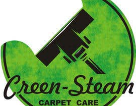 nº 68 pour Design a Logo for Green-Steam Carpet Care par djamalidin