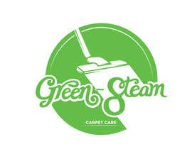 nº 46 pour Design a Logo for Green-Steam Carpet Care par ashfarullah