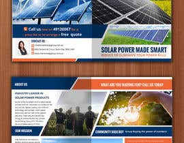 #2 for Design a Brochure - Solar Company by hello3colors
