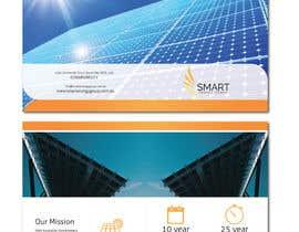 nº 1 pour Design a Brochure - Solar Company par felixdidiw
