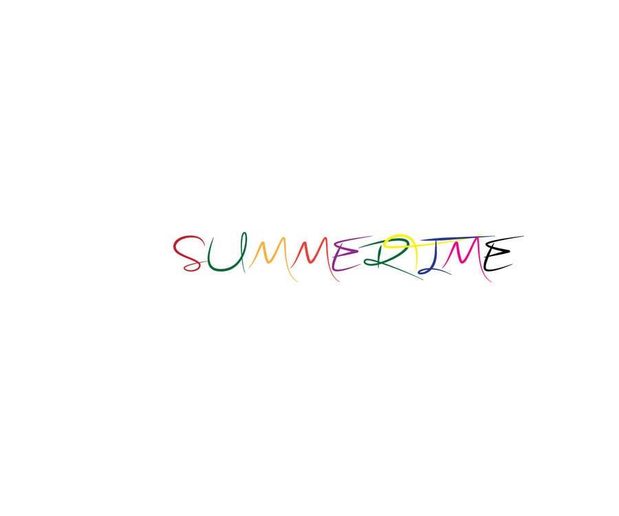 Kilpailutyö #                                        27                                      kilpailussa                                         summertime