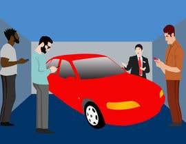 nº 1 pour Create images to explain blind.auction service par collinsjessica12