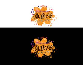 nº 31 pour Design a Logo for Arjwan Juice both in English and arabic par mannahits