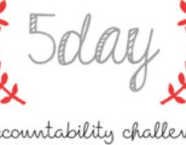 #8 for 5 Day Accountability Challenge Logo Design by cuteangeel