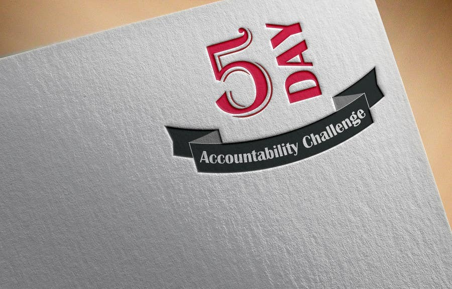 Proposition n°30 du concours 5 Day Accountability Challenge Logo Design