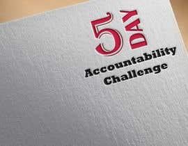 nº 34 pour 5 Day Accountability Challenge Logo Design par ataurbabu18