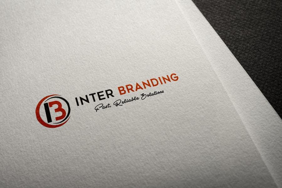 Contest Entry #134 for Design a Logo for company Inter Branding