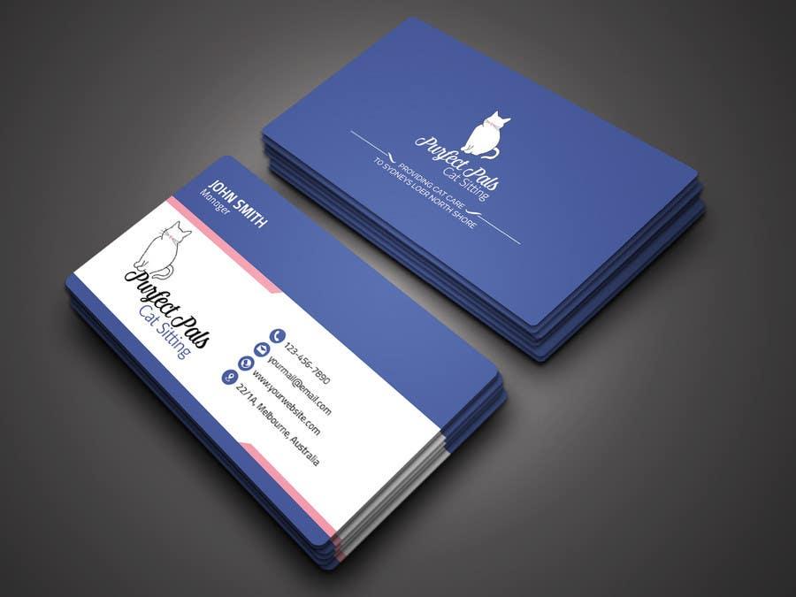 Proposition n°29 du concours Design some Business Cards
