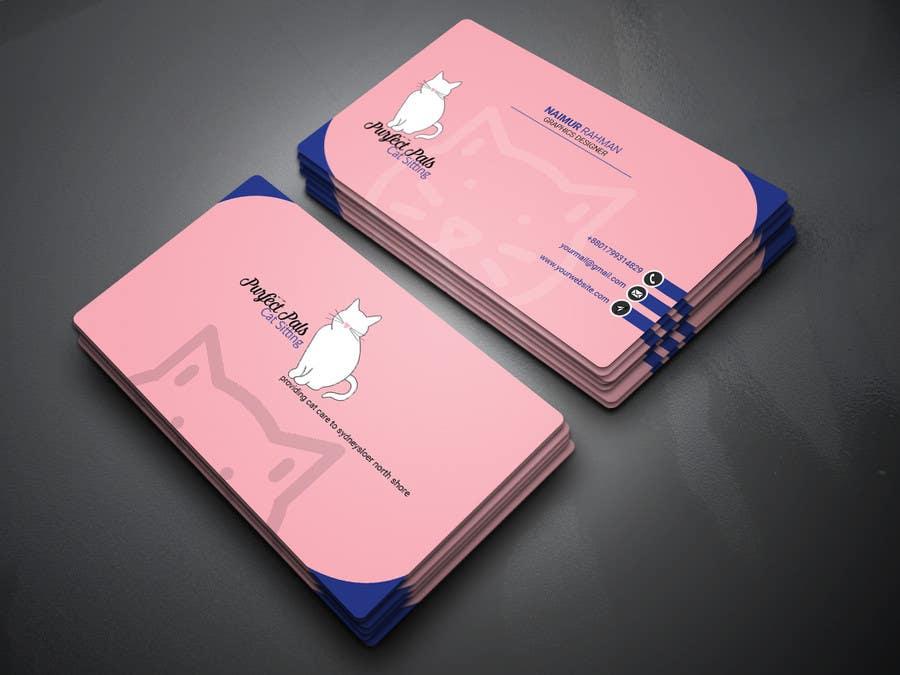 Proposition n°144 du concours Design some Business Cards