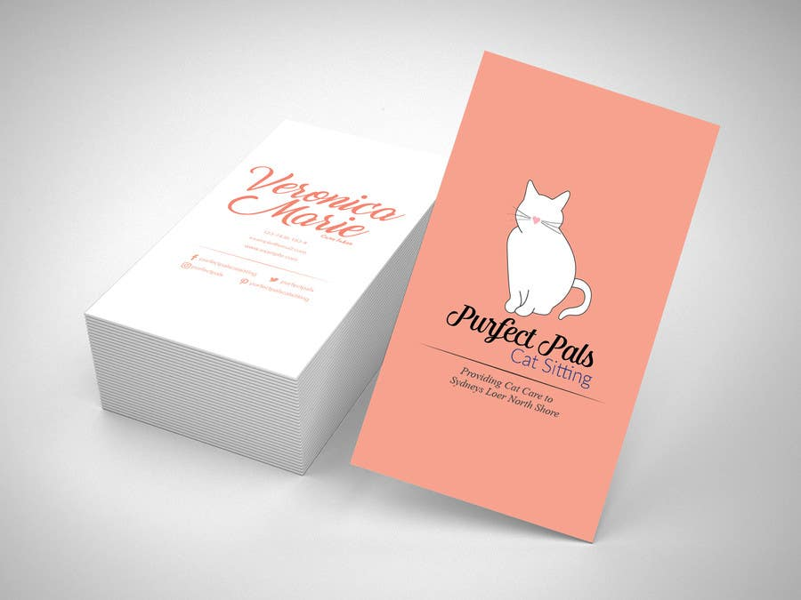 Proposition n°22 du concours Design some Business Cards