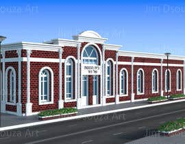 #18 for synagogue rendering - 3912 12 Ave by jimdsouza1