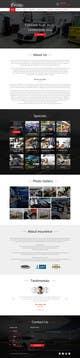 Icône de la proposition n°8 du concours Auto body website mockup home page