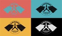 Proposition n° 123 du concours Graphic Design pour Design a Logo flying school student club