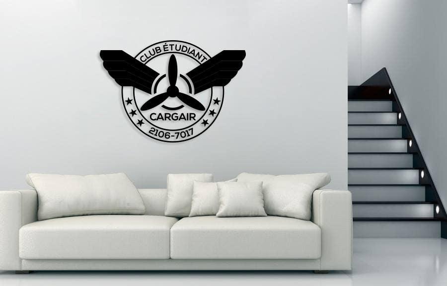 Proposition n°109 du concours Design a Logo flying school student club
