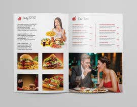 nº 9 pour Create a Print Design for a Morrocan fast food par ROCKdesignBD