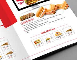 #25 for Create a Print Design for a Morrocan fast food by sub2016