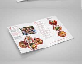 Nro 15 kilpailuun Create a Print Design for a Morrocan fast food käyttäjältä creativefolders