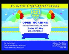 #7 for school open day flyer -- 3 by mdmanikict